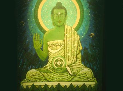 Рождение Буддхи - Пураны