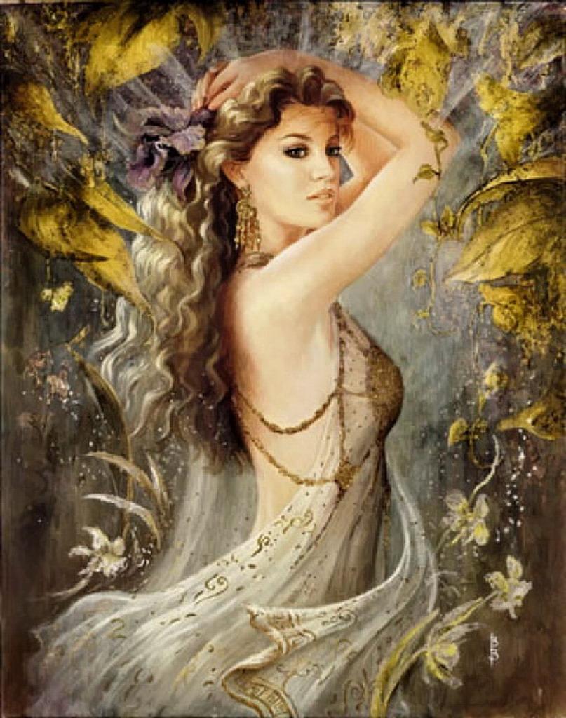 Жена-богиня